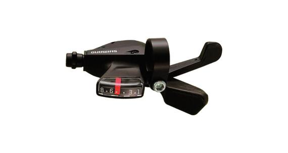 Shimano Altus SL-M310 Klamkomanetka 8-biegowe czarny